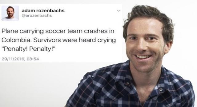 Humor negro: homem posta piada na internet sobre acidente com o avião da Chapecoense.