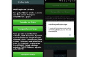 Golpe usa falsa promoção para enganar usuários do WhatsApp (Foto: Reprodução/Psafe)